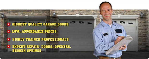 Los Angeles Overhead Garage Door Repair